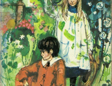 The Secret Garden by F. Hodgson Burnett