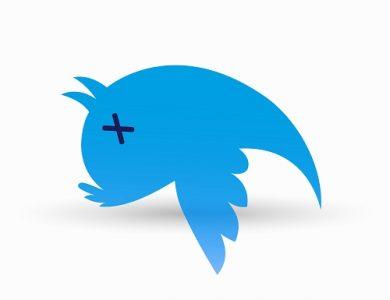 Twitter bird small